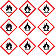 Dangerous Substance Labels
