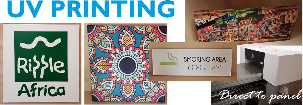 UV Printing-Direct to material printing from SK Signs and Labels