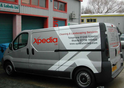 Vehicle Graphics by SK Signs and Labels