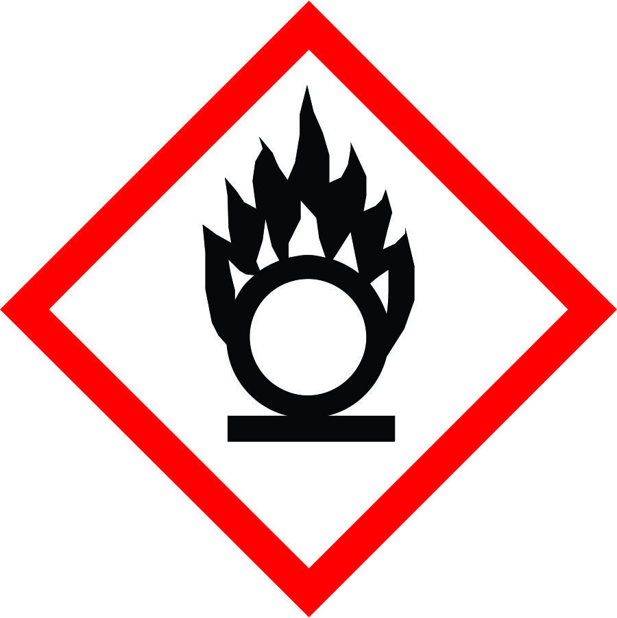 International Oxodising Symbol labels