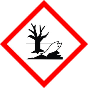 International Danger to the Environment Symbol Labels
