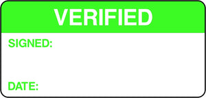 Verified Labels