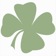 Lucky Four Leaf Clover Vinyl Graphic