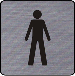 Mens Toilet Symbol Sign