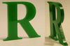 300mm high Acrylic Letter
