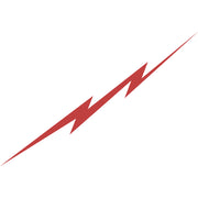 Lightning Flash Vinyl Graphic