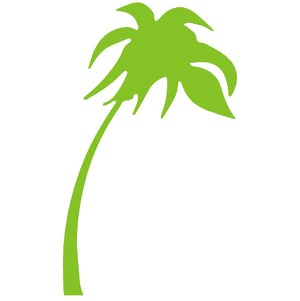 Palm Tree Vinyl Graphic