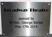 A5 Engraved Stainless Steel Plaque