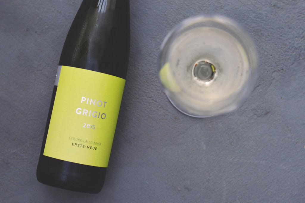 How Not To Drink Boring Pinot Grigio