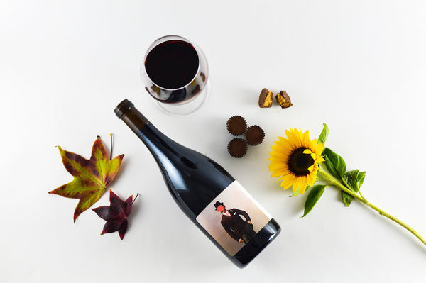 Wine to pair with peanut butter cups & candy bars