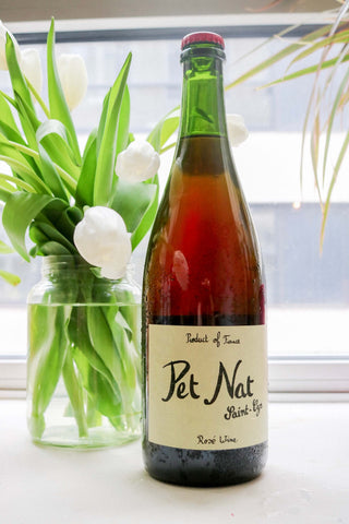 Pet Nat, Natural Wine Sparkling