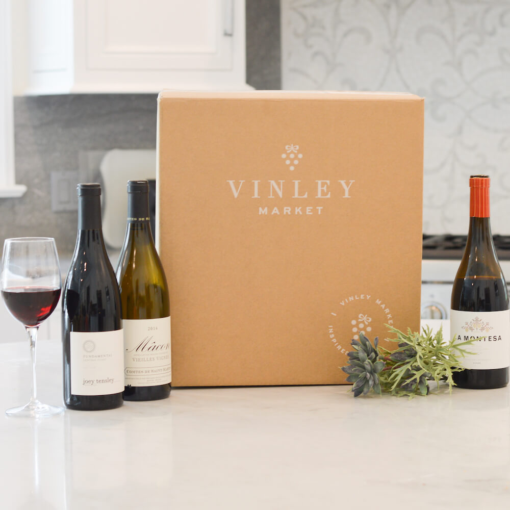 Wine Club Gift Card - 1 Month Wine Box Shipment
