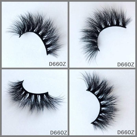 3D MINK EYELASHES , 3D660, 1pair/Lot