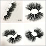 25mm 8D MINK EYELASHES 8D123