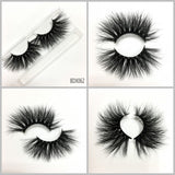 25mm 8D MINK EYELASHES 8DX062