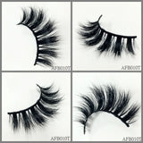 Mink Eyelashes AFB010T