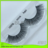 Mink Eyelashes AFB012