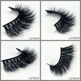Mink Lashes AFB008