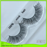 Mink Eyelashes AFM012