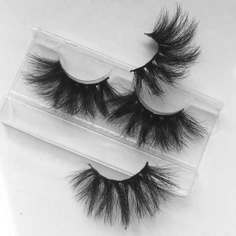 25mm 3D MINK EYELASHES DH4003