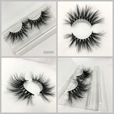 25mm 8D MINK EYELASHES 8D089