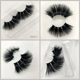 25mm 8D MINK EYELASHES 8D621