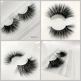 25mm 8D MINK EYELASHES 8DX12