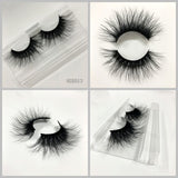 25mm 8D MINK EYELASHES 8DX13