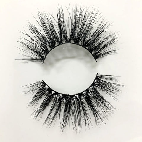 25mm 8D MINK EYELASHES 8DX14