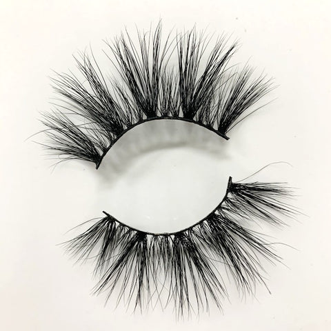 25mm 8D MINK EYELASHES 8DX15