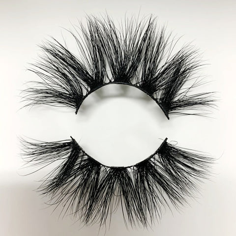 25mm 8D MINK EYELASHES 8DX18