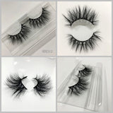 25mm 8D MINK EYELASHES 8DX312