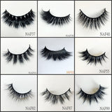 Mink Eyelashes ,20pair/lot Free Shipping, mink lashes, lashes