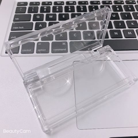 HIGH QUALITY PLASTIC BOX, NICE PLASTIC BOX FOR MINK LASH
