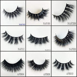 Mink Eyelashes 40pais/lot Free Shipping