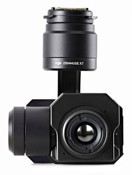 Zenmuse XT 336x256 9Hz Thermal Camera