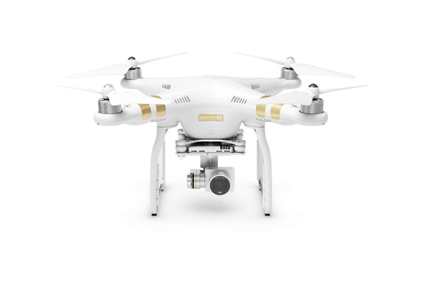 Phantom 3 4K with Hardshell Backpack and Free Extra Battery