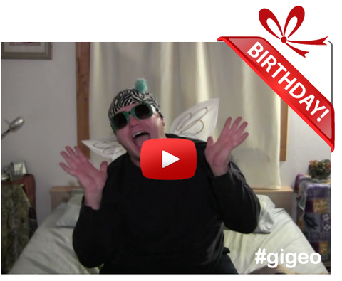 Gigeo® Personalized Videos - A PESTY BIRTHDAY BED BUG VIDEO GREETING - WhoLovesYou.ME - 1