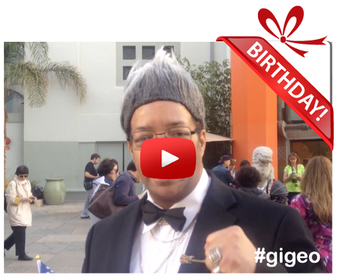 Gigeo® Personalized Videos - DON KING HOLLYWOOD BIRTHDAY VIDEO GREETING - WhoLovesYou.ME - 1