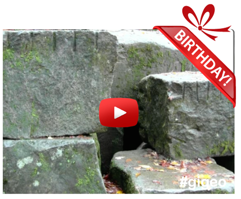 Gigeo®  Personalized Videos - ENTHUSIASTIC NATURE GUY BIRTHDAY VIDEO GREETING - WhoLovesYou.ME - 1