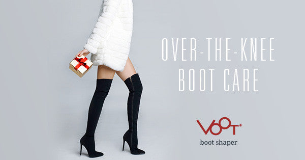 A Voot Boot Form Tip to Try! Work Double Duty