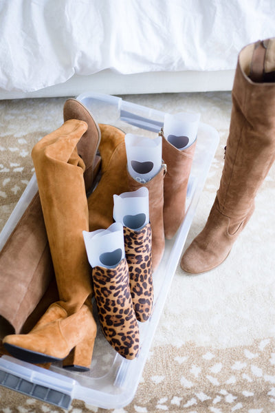 Boots winter storage tips