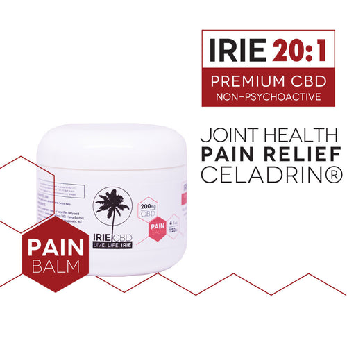 Pain Balm - CBD Extract with Celadrin®