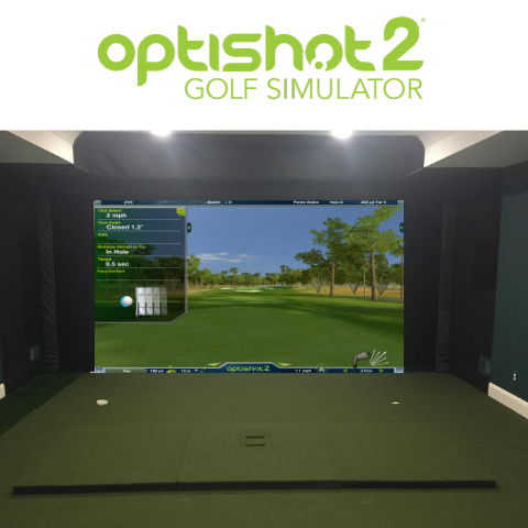 OptiShot2 Simulator