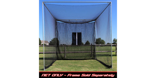 Cimarron Sports -  10 x 10 x 10 Masters Golf Net (Net Only)