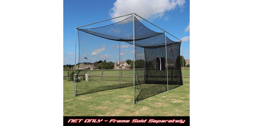 Cimarron Sports - 20 x 10 x 10 Masters Golf Net (Net Only)