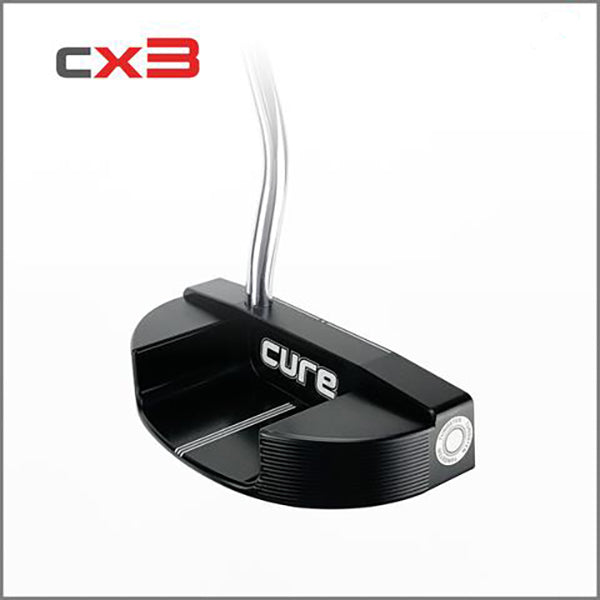 Cure Putters - CX 3