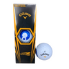 OptiShot Logo Ball Sleeve of 3 Balls