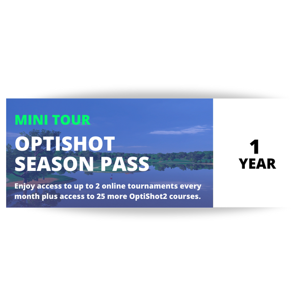 Season Pass - 1 Year Mini Tour