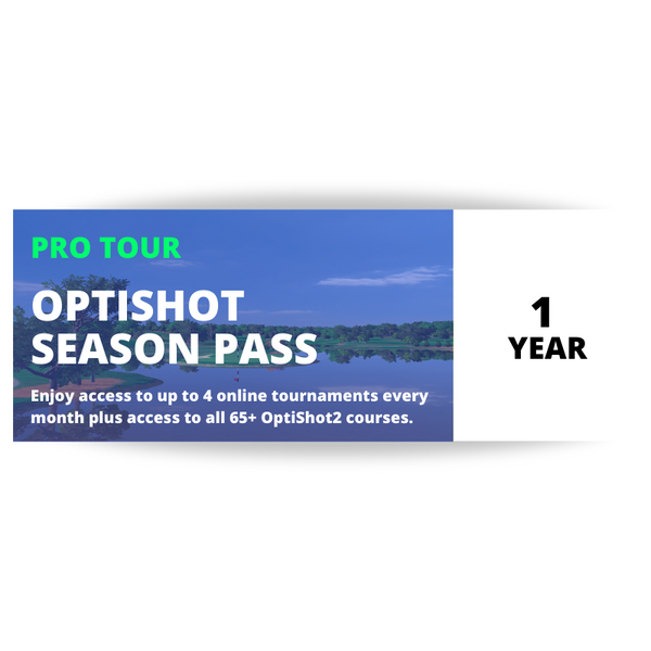 Season Pass - 1 Year Pro Tour